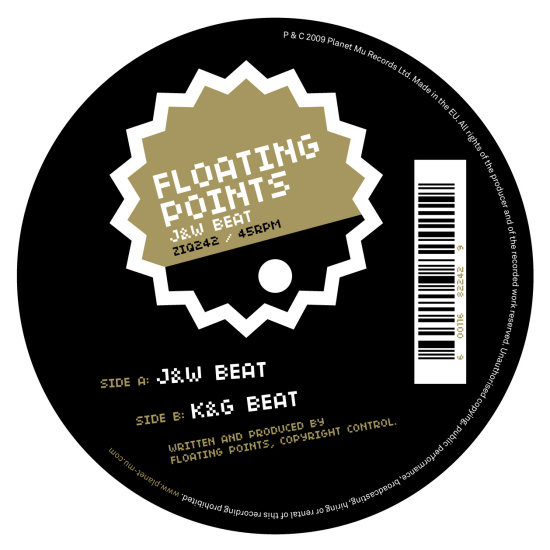 Floating Points - J&W Beat E.P