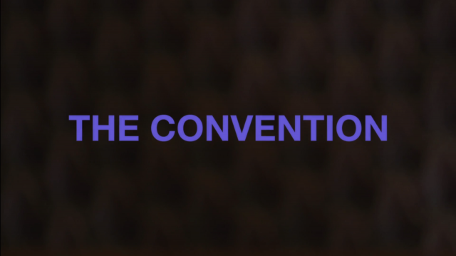 the convention titles