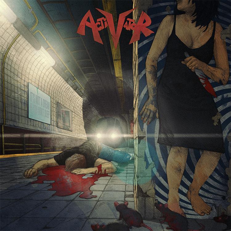 activator album cover
